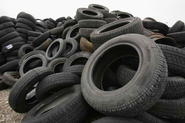 Can The Food Wastes Be Turned Into Tires?