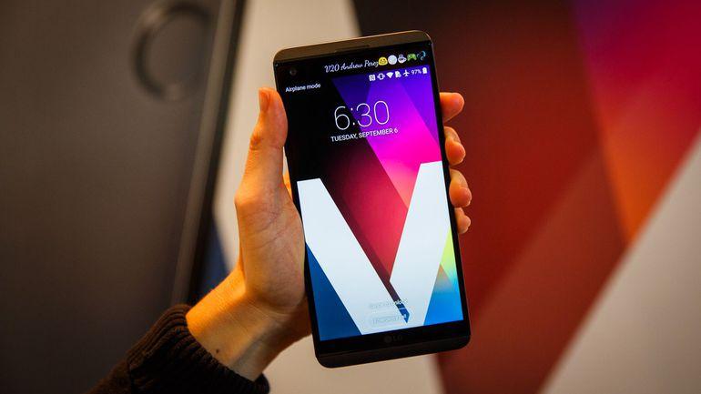 LG V20's Price Dropped In U.S.