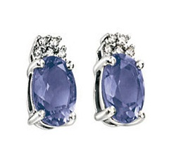 Iolite Earrings Market