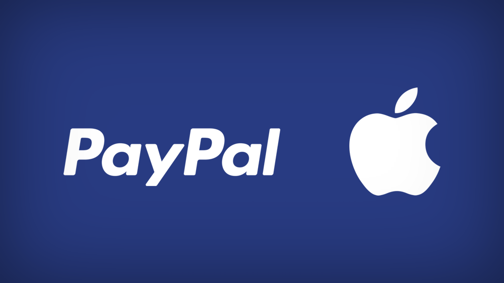 Apple Adds Support for PayPal to Its Device