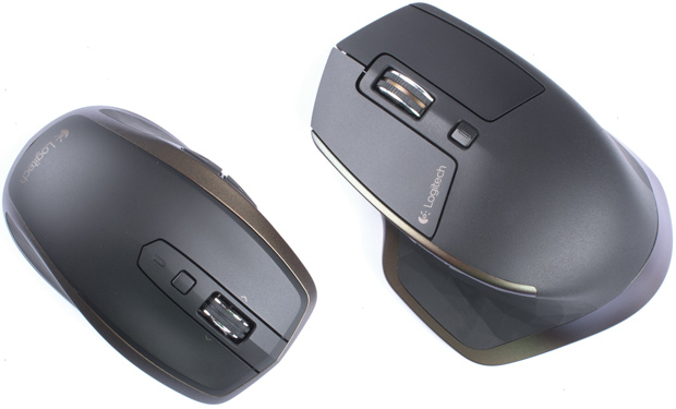 Logitech Introduces MX Anywhere 2S and MX Master 2S Mice