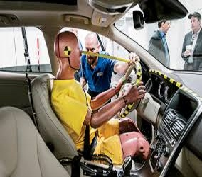Automotive Crash Test Dummy Market