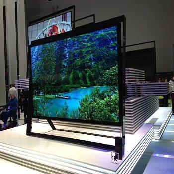 8K Ultra HD TVs Market