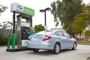 Compressed Natural Gas Vehicles Market
